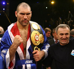 Valuev vs Klitschko
