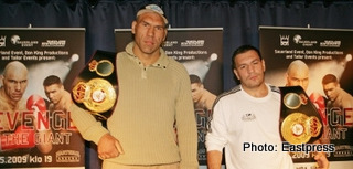 Valuev vs Chagaev