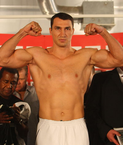 klitschko vs thompson