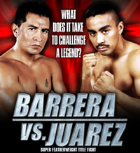 Juarez vs Barrera