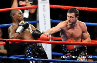 froch taylor