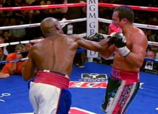 Mayweather vs Marquez