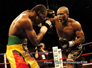 Former Cruiser Champ Jean Marc MORMECK Turns Down December Date For ...