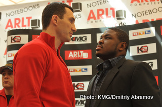 klitschko vs peter