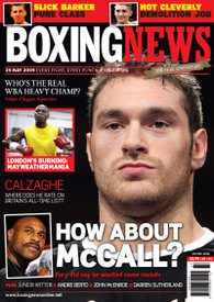 BOXING NEWS and Views :: May :: 2009