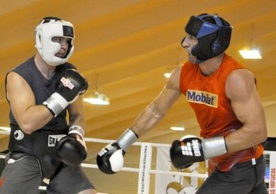 Heavyweight prospect Wladimir Tereshkin Inks with Klitschko brothers' K2 Promotions