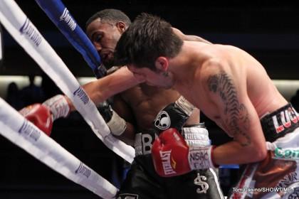 Fridays ShoBox Results: Molina Shocks Bey, Badou Jack Wins