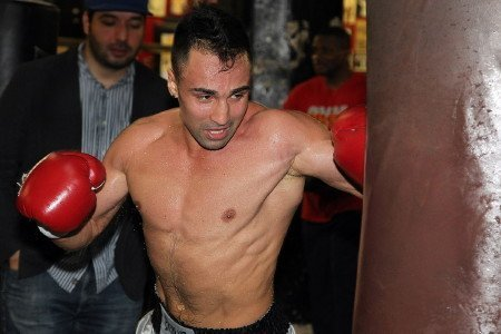 Paulie Malignaggi: I WILL Be Fighting In Abu Dhabi, Against Either Diego Chaves or Humberto Soto