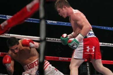 A Trout win over Cotto could mess up Saul Alvarezs plans