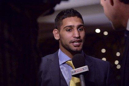 Amir Khan, Richard Schaefer, Stephen Espinoza & Asif Vali London Kickoff Press Conference Quotes