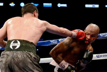 - Latest Amir Khan Danny Garcia Fernando Guerrero Latest Zab Judah