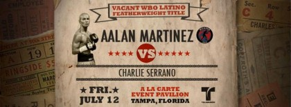 Aalan Martinez Q&A: I have my confidence and a new attitude