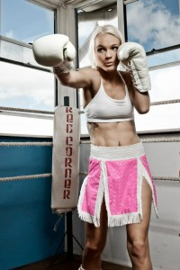 Shannon OConnell Tells WBC Champ Susie Ramadan: Sign the Contract!