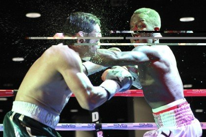 Mark Davis Wins; Shemuel Pagan Dominates In His Return