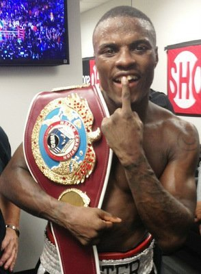 Only the beginning for new world champion Peter Kid Chocolate Quillin