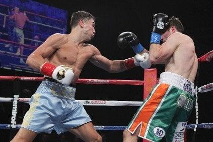 Gennady Golovkin defeats Macklin in 3rd round KO
