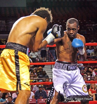 Trout needs to give Cotto a real pounding to ensure he gets the decision