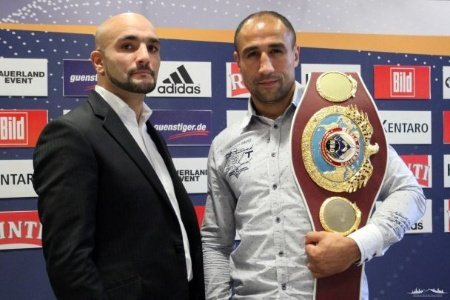 """Arthur Abraham: """"I want to hold on to my title for a while!"""