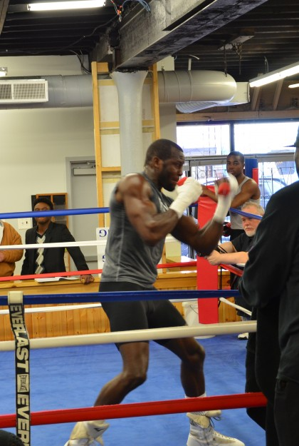 "Steve Cunningham: ""We have a solid gameplan for Tyson Fury on April 20th"