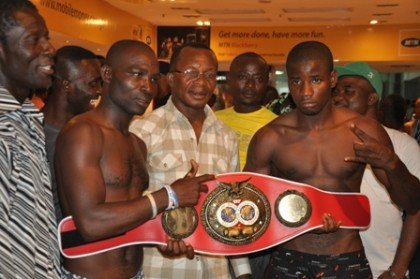 Fred Lawson dares Sowah for IBF Africa title tonight