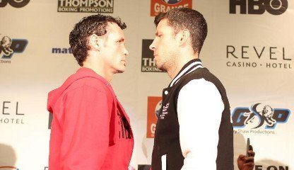 """Real Deal"" Geale vs. ""Dazzling"" Darren    Daniel Geale vs. Darren Barker Preview & Predictions"