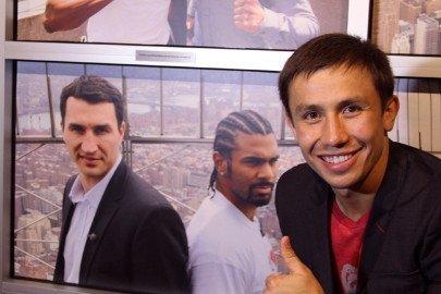 Sturm vs. Geale, Golovkin vs. Proksa winners must face each other by 12/31, says the World Boxing Association