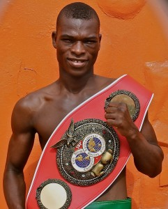 Richard Commey vs. Paul Truscott at York Hall in Bethnal Green on July 13th