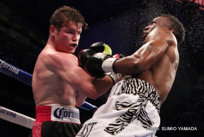 Left Hook Lounge: Is Canleo Ready For Mayweather, and Could Cotto Be Next?
