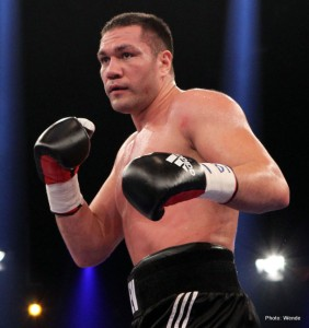 Michael Sprott(GB) vs Kubrat Pulev (BUL)