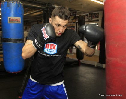 Nathan Cleverly: I´d be too much for Bernard Hopkins