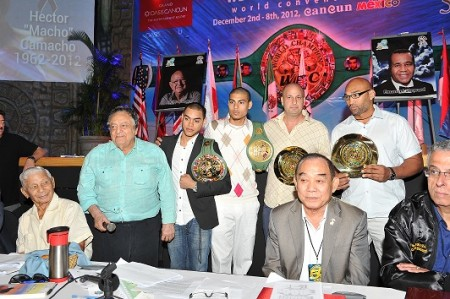 Oquendo WBC Convention Cancun