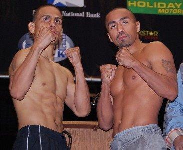 Rocky Juarez vs. Antonio Escalante: Weigh in report