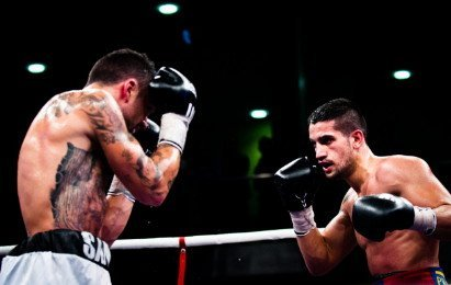 Nader wants to take Middleweight EU Crown from Santos in rematch