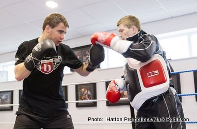 Sergey Rabchenko Training