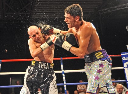 Doncaster Dome Boxing 03/09/11