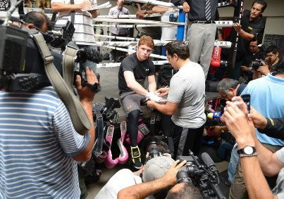 Saul Alvarez: I want Mayweather, Pacquiao and Cotto after I get past Josesito Lopez
