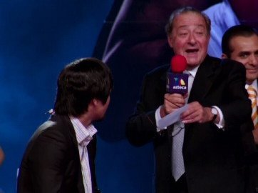 Arum: Pacquiao doesn't want to fight Marquez in U.S because he'd have to pay high taxes