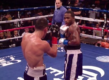 Broner: DeMarco wont be able to touch me