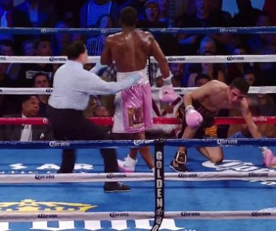 Lessons should be learned   Broner stops DeMarco