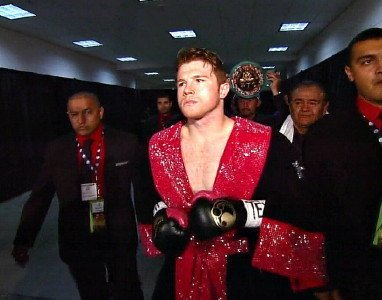 Why doesn't Canelo fight Mayweather at 147?