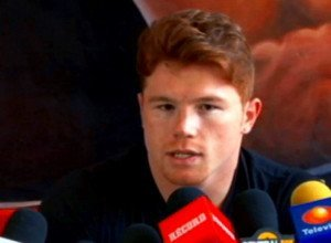 Canelo thinks he knows the strategy to beat Mayweather