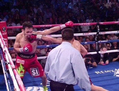 Chavez Jr Martinez could fight rematch in Cowboys Stadium: Anybody want to see another mismatch?