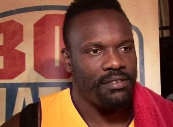 Chisora: Malik Scott will gas out; hes going to get stopped
