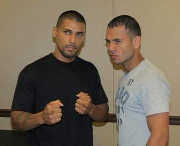 Final Presser For Aug. 10 Solo Boxeo Tecata: Rodriguez vs Pazos