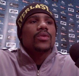 Andre Dirrell back in action on February 2nd in McAllen, Texas