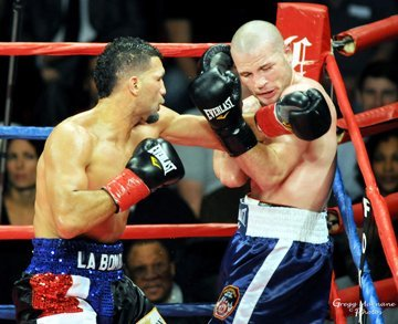 Exclusive Interview with super middleweight contender Edwin Rodriguez