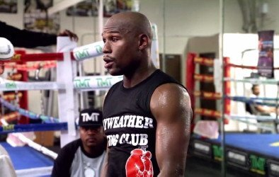 Mayweather Sr: If Canelo wants Floyd Jr., it's going to be at 147
