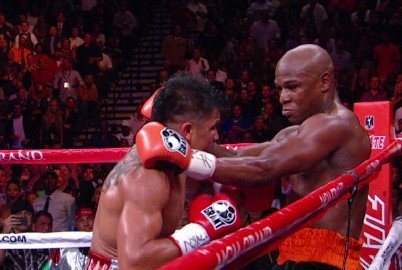 Mayweather Pacquiao settle defamation lawsuit out of court