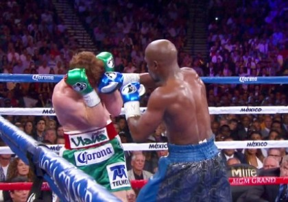 Mayweather's Queue of Irrelevant Possible Opponents