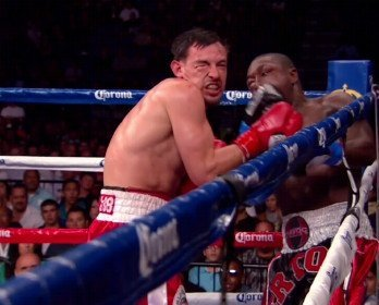 Guerrero stands no chance against Mayweather